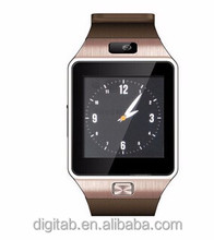 Wholesale DZ09 Touch Screen Mobile Watch Phones Smart Watch Phone with SIM Card Phone Call Messages Androie Wear Smartwatch