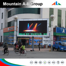 Energy saving Full Color Outdoor P16 Large Screen Display Video
