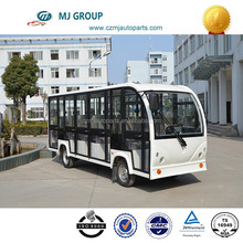 12 person electric mini bus for sale tourist bus sightseeing bus on sale