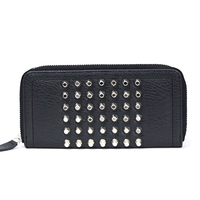 2015 New style leather wallet women Hot sale young girl wallet Factory supplier of young girl wallet