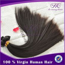 High Quality Wholesale Natural Colour janet human hair weave