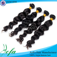 Noble 100% virgin remy Chinese hair with factory price
