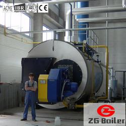 Grade A automatic natural gas boiler for canada