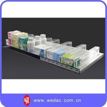 Shop health products display