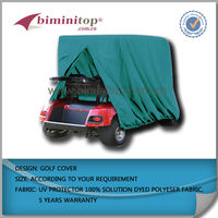 Classic Deluxe 3-Sided Electric golf Cart Covers