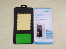 Factory supply Japan 0.33mm curved edge 9H anti broken tempered glass Screen protector For iphone 6