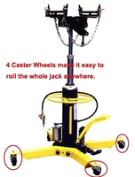 Air High Lift Transmission Jack 0.5T Made in China With CE Approcal