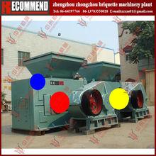 Popular in overseas market briquette making machine / coal briquette making machine / carbon briquette machine