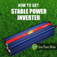 made in china inverter 12vdc to 24vac