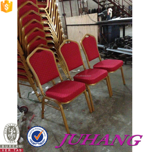 metal frame with good quality fabric banquet wedding chair JH-A04