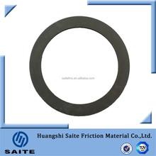 yx140 material de fricção de freio auto peças componentes do freio de disco pad