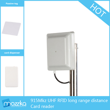 RFID UHF passive distance speaking reading and writing is 915 m UHF/card reader 6 meters serial port rs232