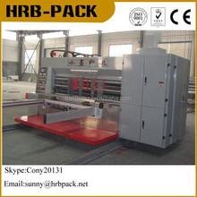 High Speed Corrugated Cardboard Printing Slotting Die Cutting Machine/Professional Carton Box Making Machine Good Prices