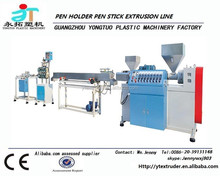 High quality ball pen refill tube/holder/cotton swab extrusion production line