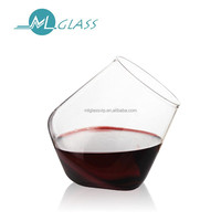 fashion 300ml glass wine cup/coffee cup high borosilicate glass N6034
