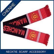 Good quality cheap soccer scarf