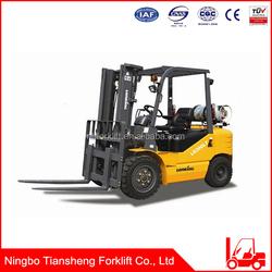 2014 Hot Sale Logistics Engineering Professional nissan lpg forklift truck