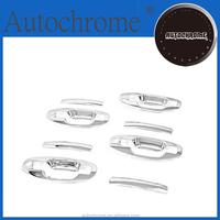Factory price car auto exterior accessories door handle trim, chrome door handle cover for Hyundai Santa Fe 01-06