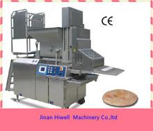 304 de acero inoxidable automático hamburguesa que hace la máquina