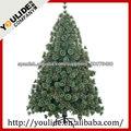 green Pine needle Christmas tree