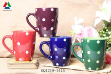 High quality ceramic mug manufactures customized mugs for sale