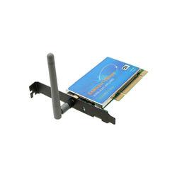 54Mbps LAN PCI Card 802.11g/b Wireless Network Adapter