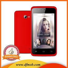 4.0 Inch FWVGA Touch Screen Android 4.4 3G MTK6572 Television K4001