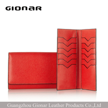 Guangzhou Wholesale Top 10 Lady Wallet Brands Magic Woman Genuine Leather Wallet