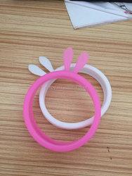 custom cartoon silicone ring case