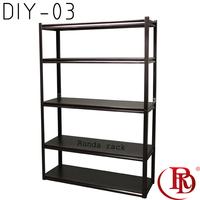 DIY-3 MDF Home Storage Rack for each layer load 100-150kg