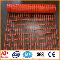 Hot sale china factory plastic orange snow fence