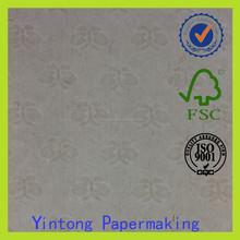 watermark paper with UV fibers certificate paper