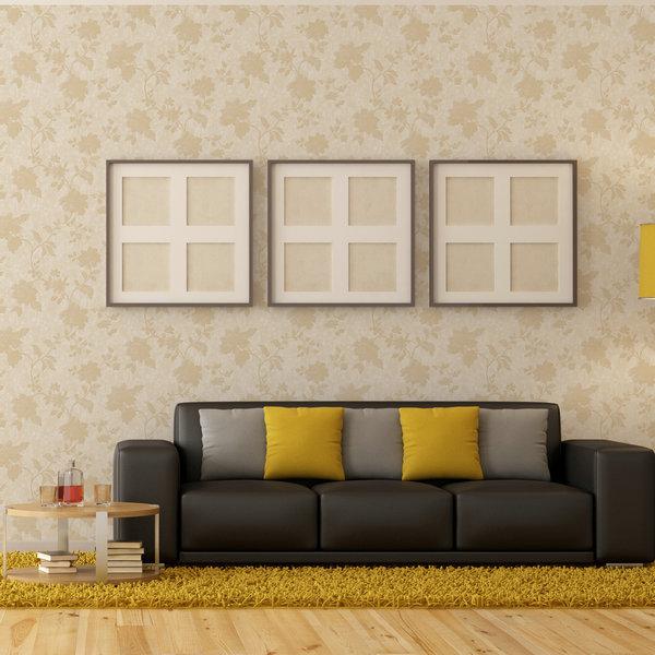 d0503 거실 벽 종이, 인테리어 디자인을위한 배경 화면-벽지 또는 ...