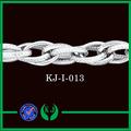 Accesorio de moda de las cadenas de hierro plateado plata