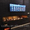 indoor intelligent bio ethanol fireplace with remote control&WiFI