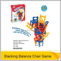 Funny Balance Stack Chair Game 24PCS OC0209703