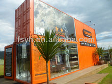mobile store design modern shipping container house