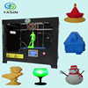USB,Touchscrean,SDcard Connection 3d printer with high speed