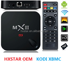 android smart tv converter box 1GB/8GB Wifi 4K MX TV Box Android 4.4