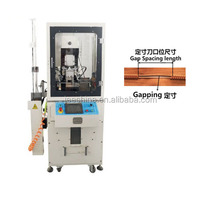 HOT NEW PRODUCTS FOR 2015 JEE AUTO PALSTIC ZIPPER GAPPING MACHINE