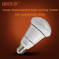 Ultra bright LED Ceramics Bulb Lamp,3W E27 220V Cold White led bulb