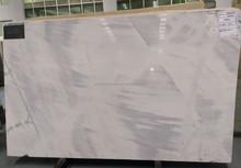 High Quality White Bianco Lasa Marble Slab