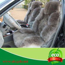 High Quality Luxury Woolen Auto Seat Cover/Fur Car Seat Cover for winter