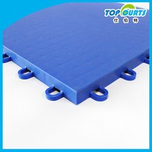 Multi-use durable indoor anti slip floor for sports