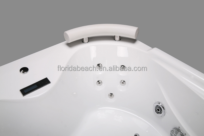 Portable best tub clear acrylic bathtub best massage hot Best acrylic tub