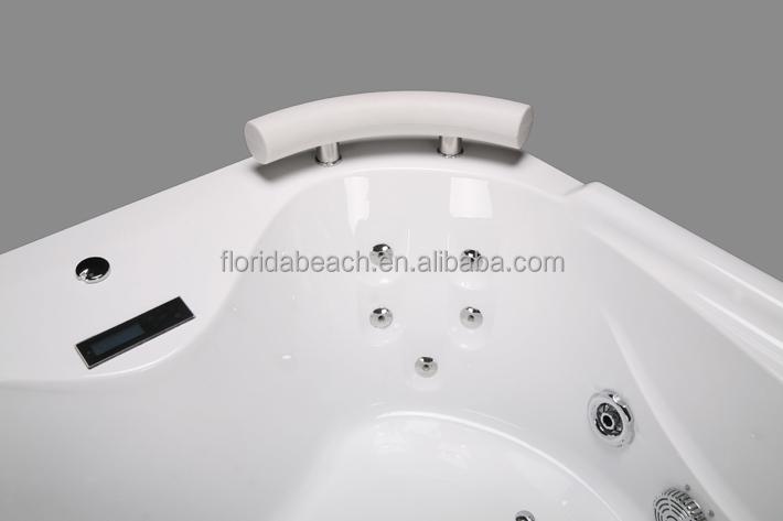 Portable best tub clear acrylic bathtub best massage hot for Best acrylic bathtub