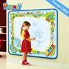 HX2813 big size hot magic doodle mats water pen drawing mat for kids drawing mat