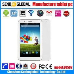 New product MTK6572 Dual Core android Tablet dual core tablet with 3G talk GPS wifi bluetoothPhone Call 3G GPS cheap Tablets