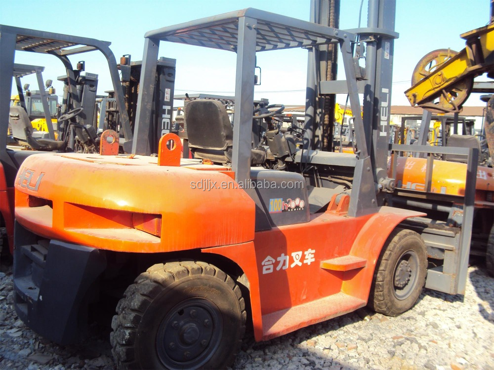 10 Ton Fork Lift : Chinese used forklift heli ton for sale buy