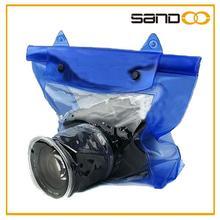 Video protector case, transparent PVC photo bag, waterproof camera bag